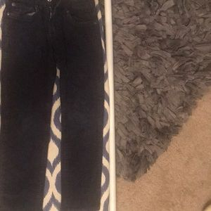 Kids coudoroy 7 for all mankind pants